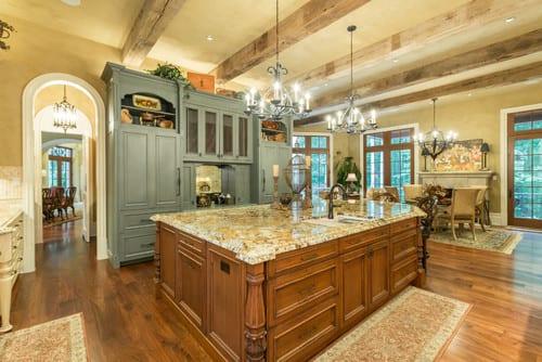 Langley Forest_kitchen3