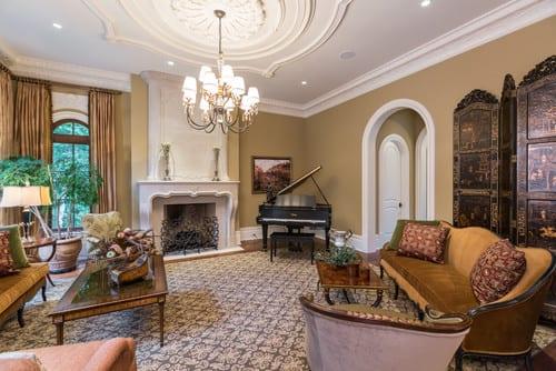Langley Forest_living-room1