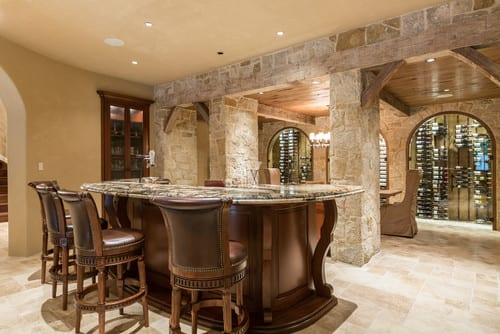 Langley Forest_wine-cellar1