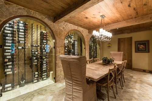 Langley Forest_wine-cellar2