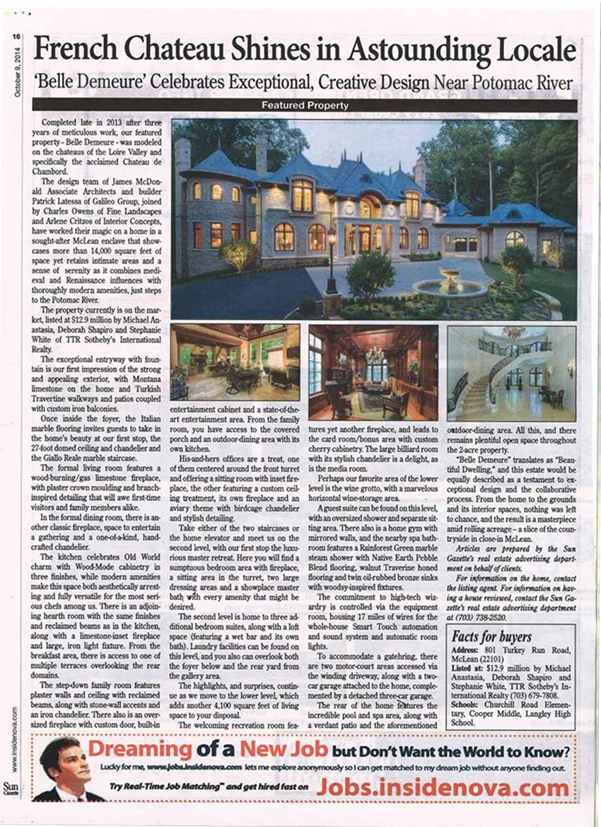 langley forest article