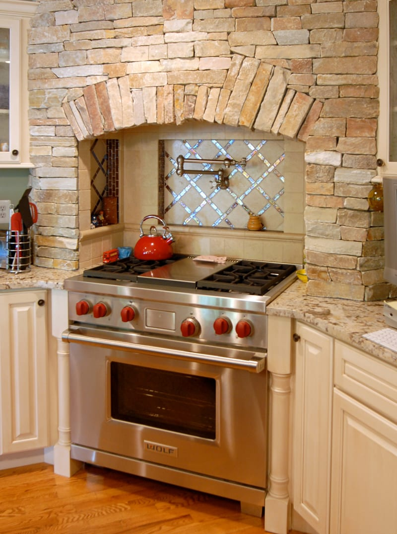tagliareni kitchen stove